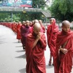 Rivolta monaci buddisti agosto 2010_01